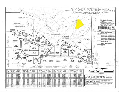 Sandia Park Residential Lots & Land For Sale: 59 Express Boulevard