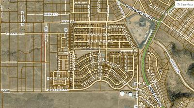 Bernalillo County Residential Lots & Land For Sale: Quivira NW