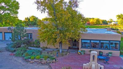 Valencia County Single Family Home For Sale: 914 Macario Lane