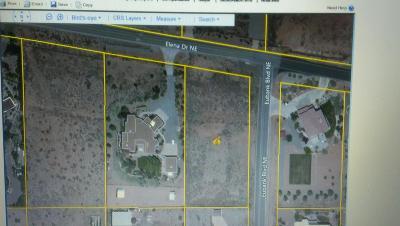 Residential Lots & Land For Sale: Elena Avenue NE