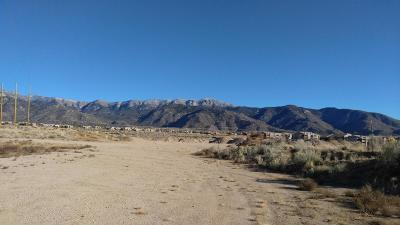 Albuquerque Residential Lots & Land For Sale: San Antonio Road NE