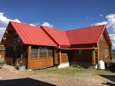 Catron County Single Family Home For Sale: 126 Squaw Pass