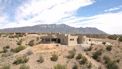 Placitas Single Family Home For Sale: 26 Mimbres Court