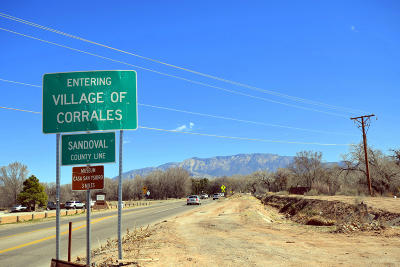 Corrales NM Residential Lots & Land For Sale: $325,000