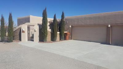 Corrales Single Family Home For Sale: 87 El Dorado Road
