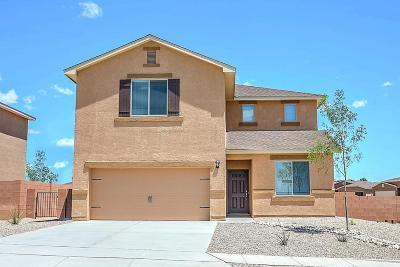 Rio Rancho Single Family Home For Sale: 7008 Mountain Hawk Loop NE