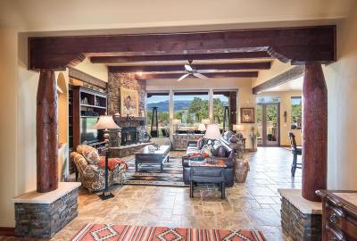 Tijeras, Cedar Crest, Sandia Park, Edgewood, Moriarty, Stanley Single Family Home For Sale: 21 Broken Arrow Place