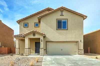 Bernalillo County Single Family Home For Sale: 347 Manuel Sanchez Place SW