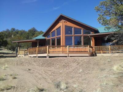 Catron County Single Family Home For Sale: 63 Cedar Drive