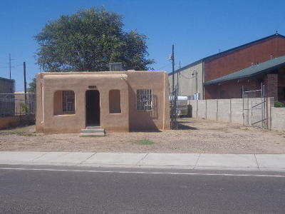 Albuquerque Single Family Home For Sale: 3001 2nd Street NW