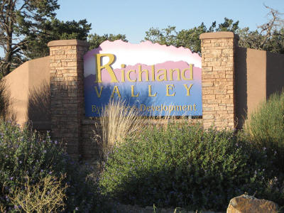 Edgewood Residential Lots & Land For Sale: Richland Valley -mt.valley Rd