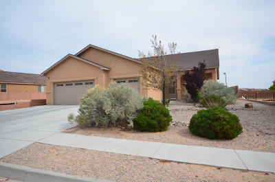 Rio Rancho NM Single Family Home For Sale: $220,000