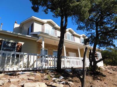 Tijeras Single Family Home For Sale: 359 Sedillo Road