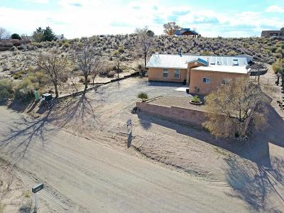 Rio Rancho NM Single Family Home For Sale: $199,000