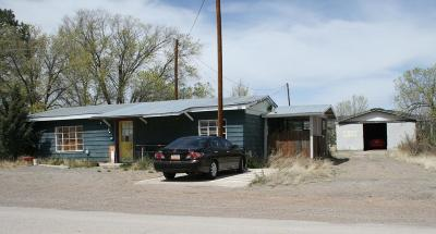 Catron County Single Family Home For Sale: 11 Old State Route 60