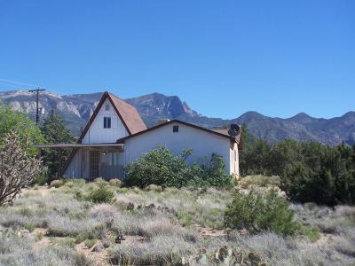 Placitas Single Family Home For Sale: 19 Placitas West Rd
