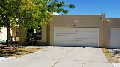 Albuquerque Attached For Sale: 7323 Oro Viejo Road NW