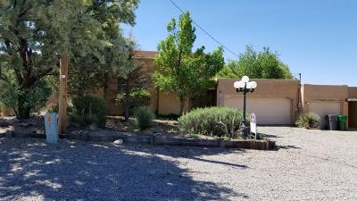 Single Family Home For Sale: 10550 Holly Avenue NE