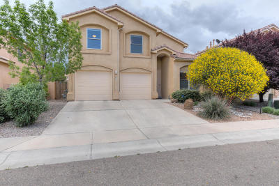 Albuquerque NM Single Family Home For Sale: $367,000