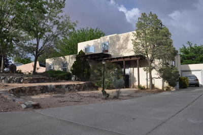 Rio Rancho Single Family Home For Sale: 1812 34th Street SE