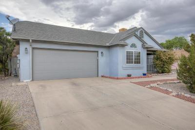 Rio Rancho Single Family Home For Sale: 7409 Branco Drive NE