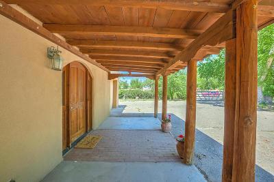 Corrales Single Family Home For Sale: 877 La Entrada