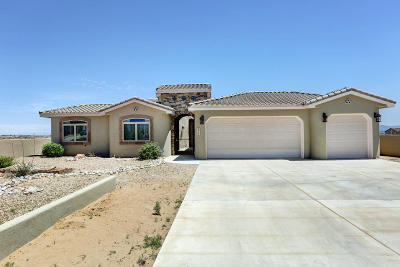 Rio Rancho Single Family Home For Sale: 2332 14th Street SE
