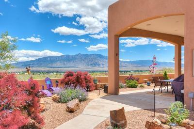 Rio Rancho Single Family Home For Sale: 6124 Matamoros Road NE