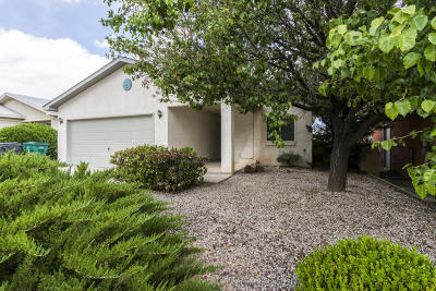 Rio Rancho Single Family Home For Sale: 725 Santa Fe Meadows Drive NE
