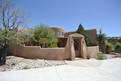 Placitas Single Family Home For Sale: 10 Cinco Circle