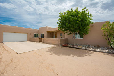 Corrales Single Family Home For Sale: 1234 Alamos Road
