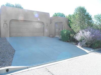 Bernalillo County Single Family Home For Sale: 7720 Cedar Canyon Court NE