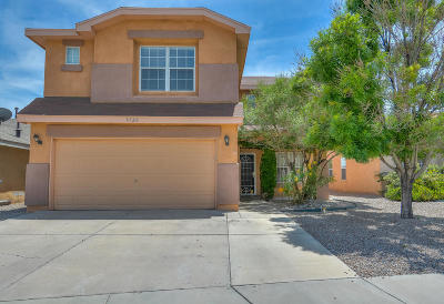 Albuquerque Single Family Home For Sale: 8120 Greythorn Road SW