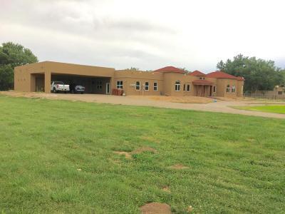 Corrales Single Family Home For Sale: 431 Camino Corrales Del Norte