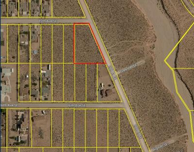 Rio Rancho Residential Lots & Land For Sale: 1800 15th Avenue SE #10