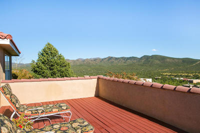 Tijeras, Cedar Crest, Sandia Park, Edgewood, Moriarty, Stanley Single Family Home For Sale: 37 Chaco Loop