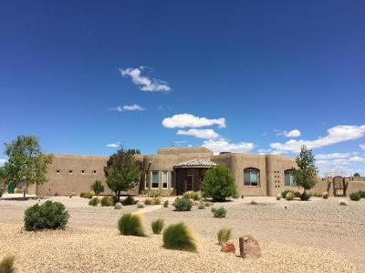 Rio Rancho Single Family Home For Sale: 761 Marble Sky Avenue NE