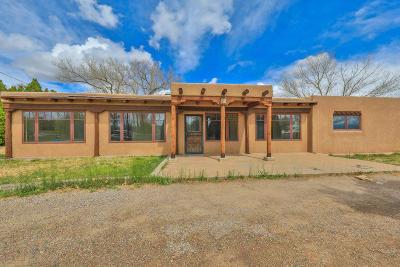 Valencia County Single Family Home For Sale: 23 Otero Road