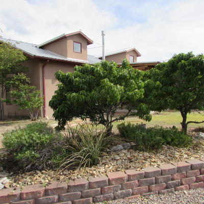 Placitas Single Family Home For Sale: 34 Nighthawk Canyon Road # A