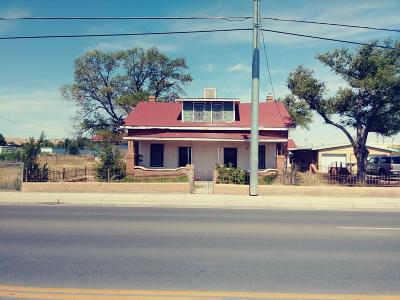 Valencia County Single Family Home For Sale: 807 Main Street