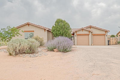 Rio Rancho Single Family Home For Sale: 721 5th Street NE