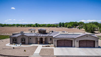 Valencia County Single Family Home For Sale: 13 Shooting Star Lane