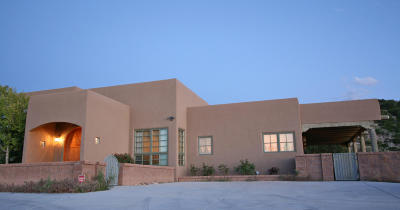Placitas Single Family Home For Sale: 35 Loma Chata Road