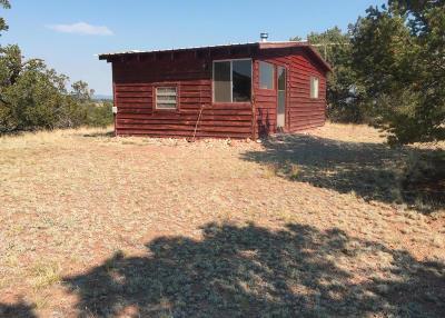 Single Family Home For Sale: 60 Thomas Ranch Road NE
