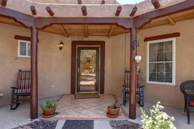 Valencia County Single Family Home For Sale: 1336 Don Pasqual Road