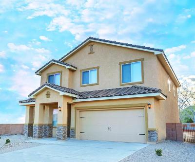Albuquerque NM Single Family Home For Sale: $277,900