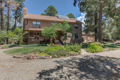 Tijeras, Cedar Crest, Sandia Park, Edgewood, Moriarty, Stanley Single Family Home For Sale: 162 Skyland Boulevard