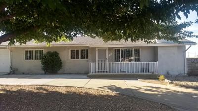 Albuquerque Single Family Home For Sale: 1138 Walker Drive NE