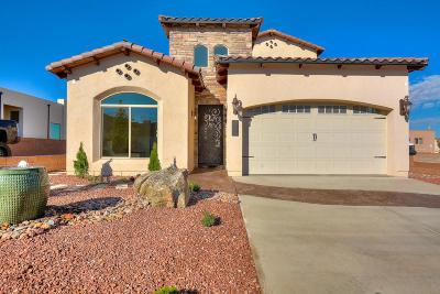 Single Family Home For Sale: 8823 Silver Oak Avenue NE