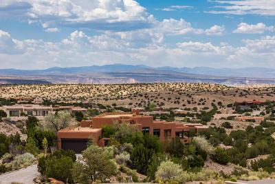 Placitas Single Family Home For Sale: 196 Camino Barranca
